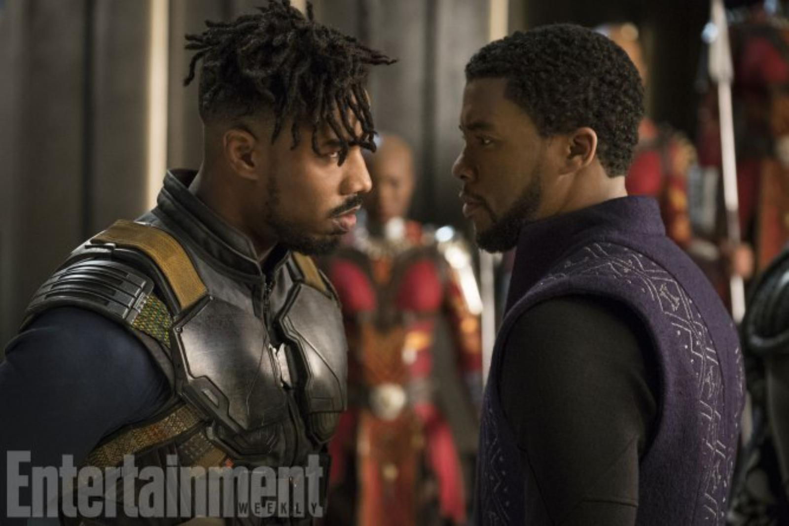 Loads of new images arrive — Black Panther