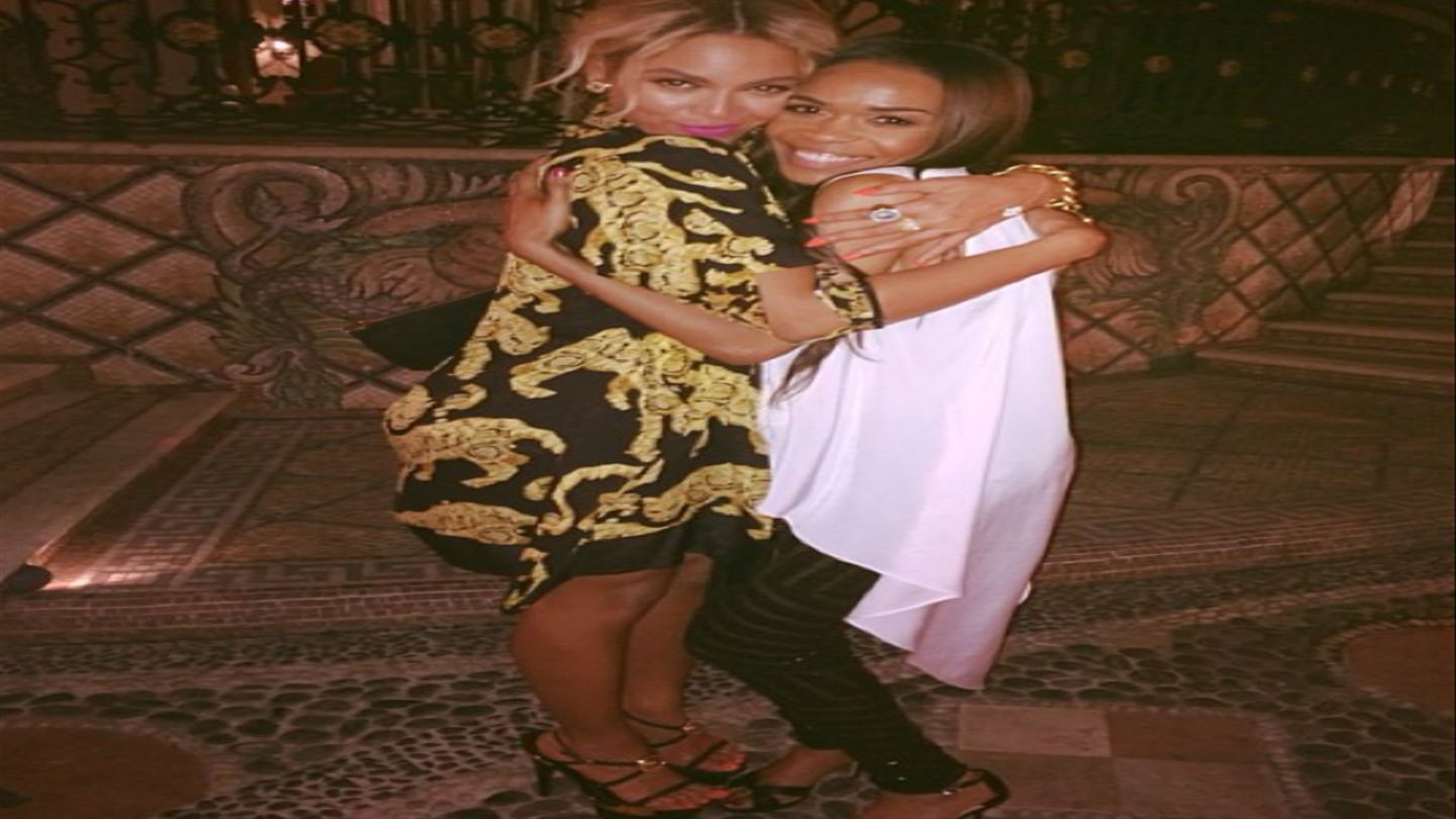 Praise! Beyonce And Michelle Williams Had A Mini-Destiny's ...