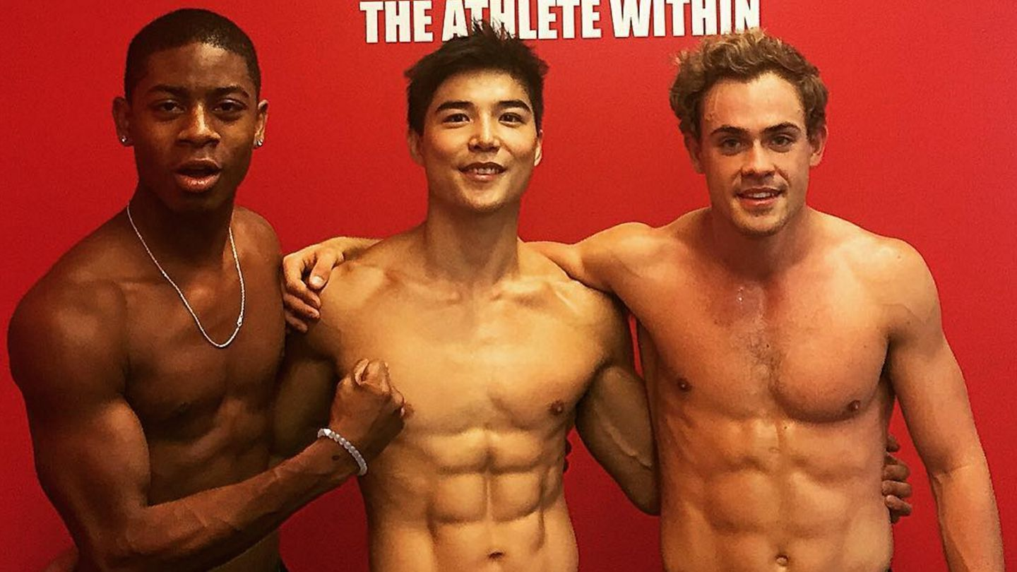 The Power Rangers Men Have Been Working Out -- And Good Lord, It Shows - Mtv-3970