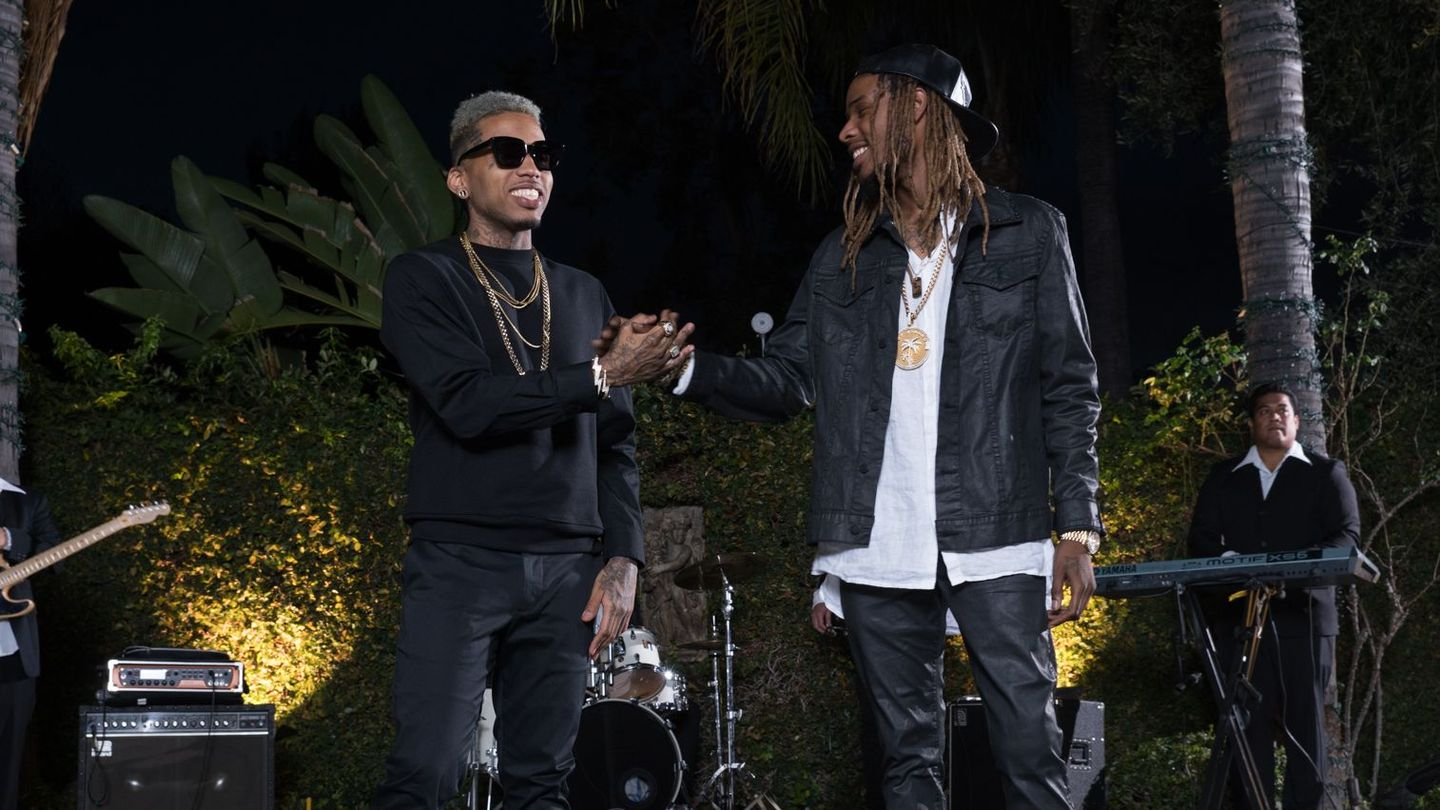 That Wedding Singer From Old School And The Hangover Is Back In Kid Ink Fetty Waps New Video