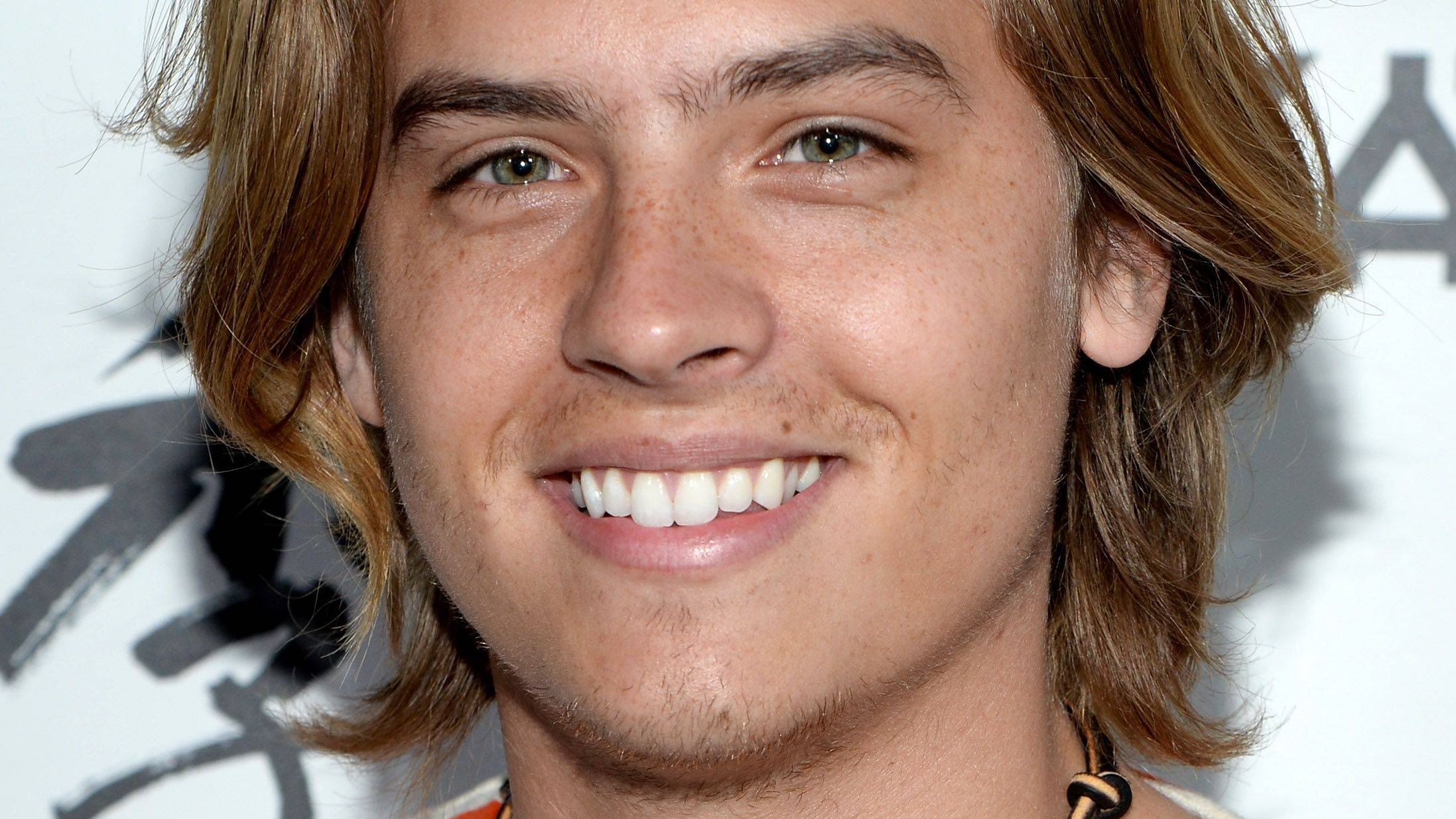 Dylan Sprouse Is The New King Of Long Hair Sorry Harry Styles Mtv