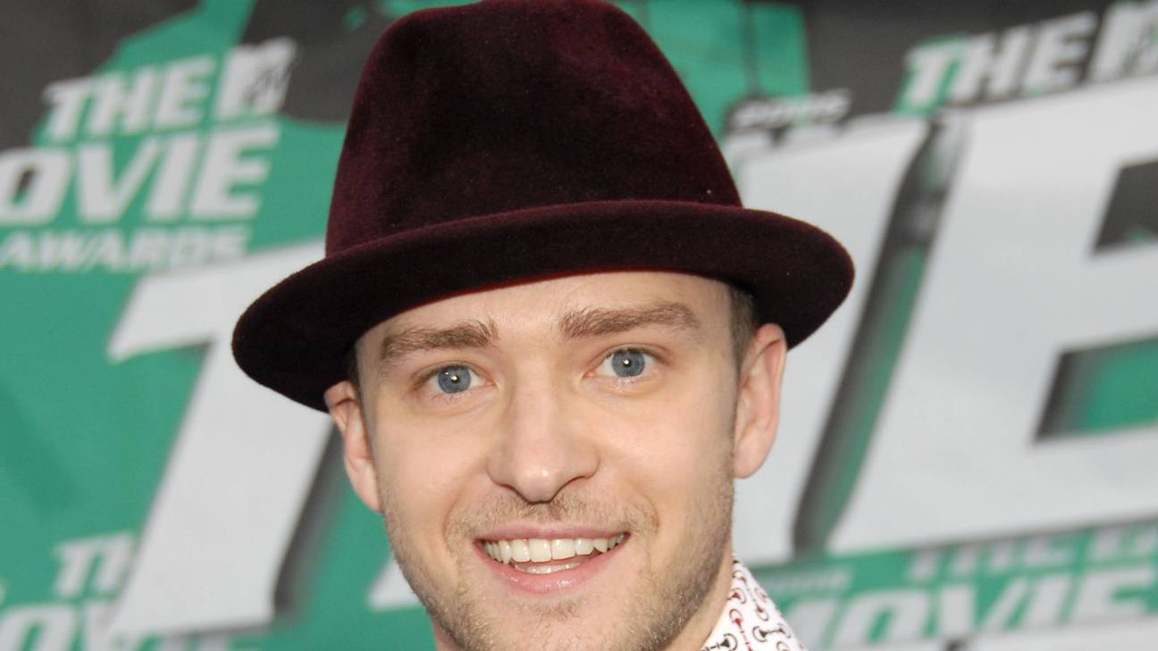Justin Timberlake Is A Hat Man