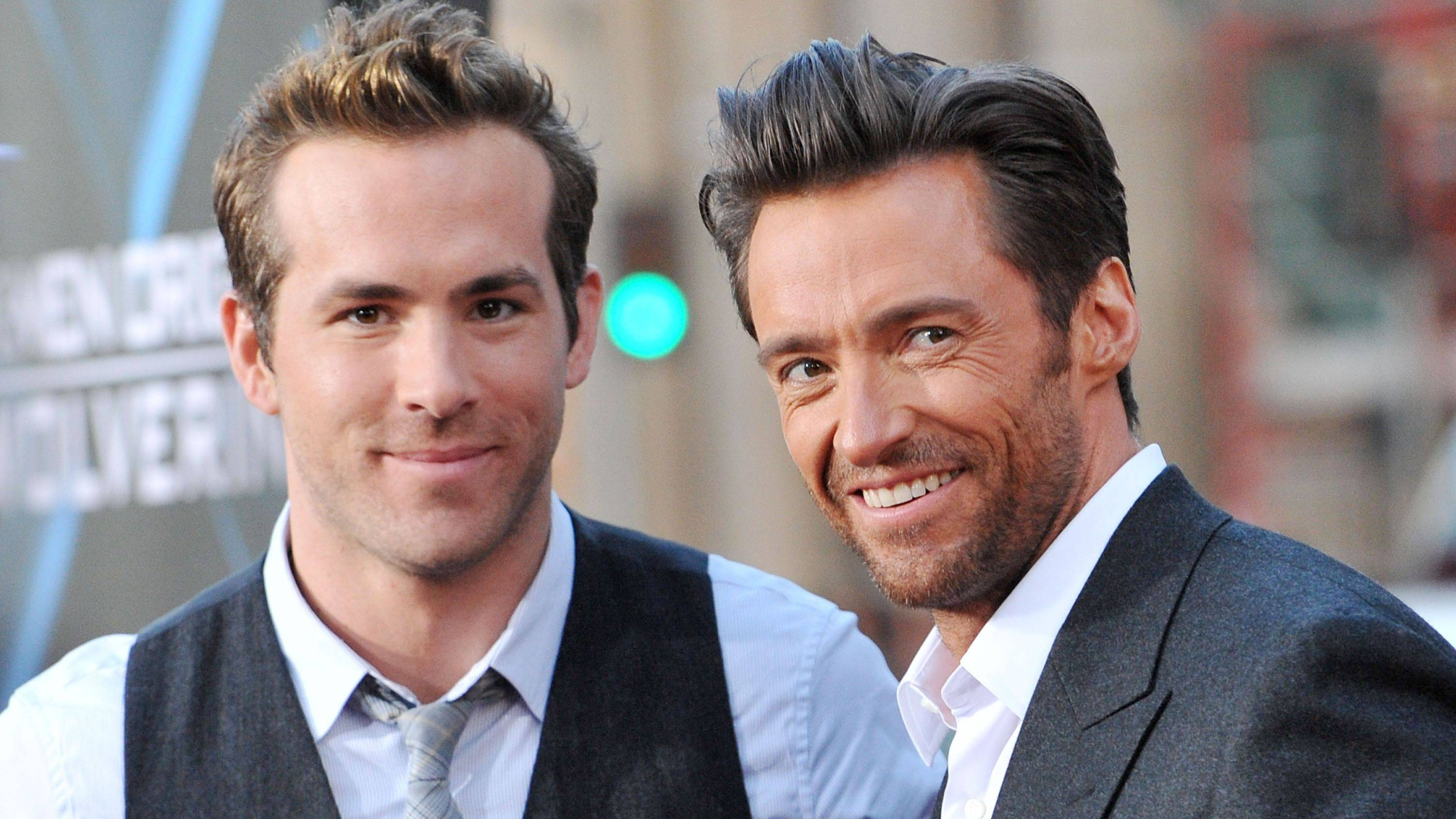 Ryan Reynolds Is Trying To Change Hugh Jackman's Mind About