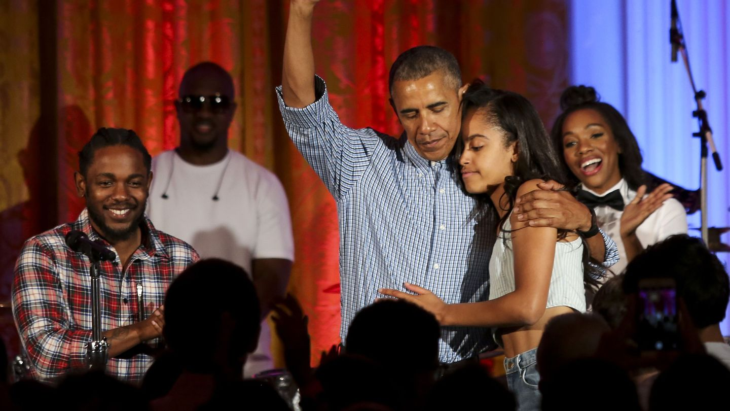 Saying Goodbye To A White House That Welcomed Hip Hop Mtv