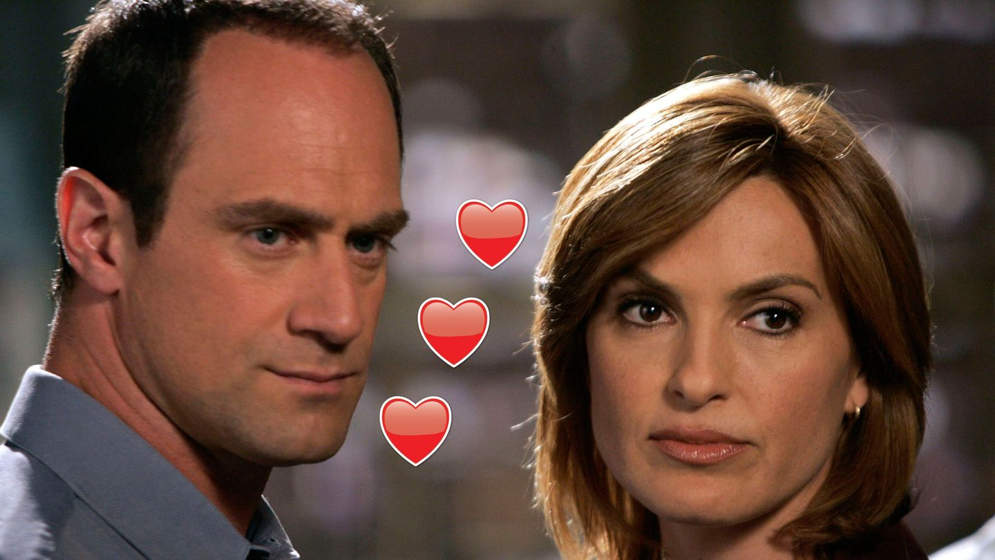 from Damian law and order svu stabler and benson hook up