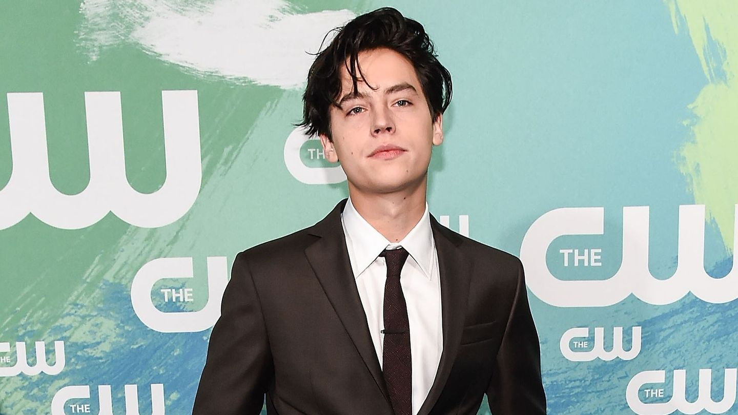 Alert: Cole Sprouse Just Had His First Shirtless Scene On