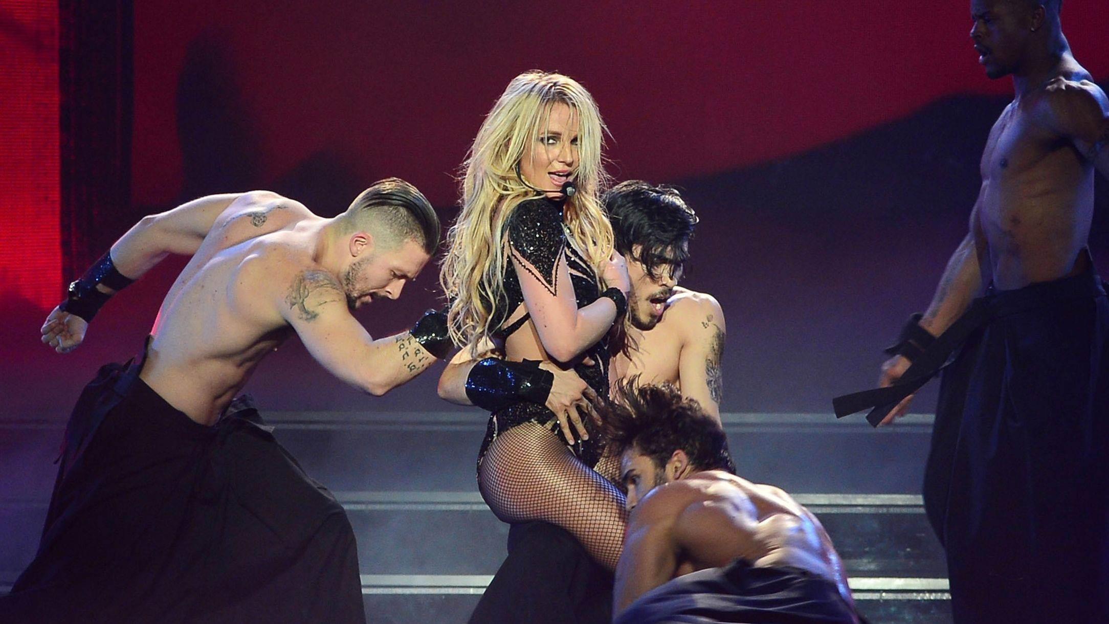Britney Spears Made A Backstreet Boy The Star Of Her Vegas