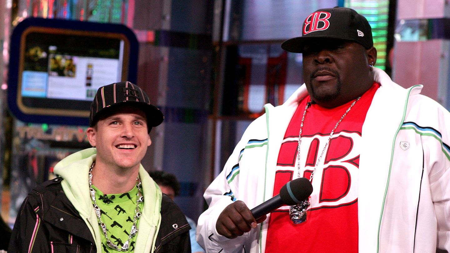 BIG BLACK - Before They Were GONE - MTV's Rob & Big - …