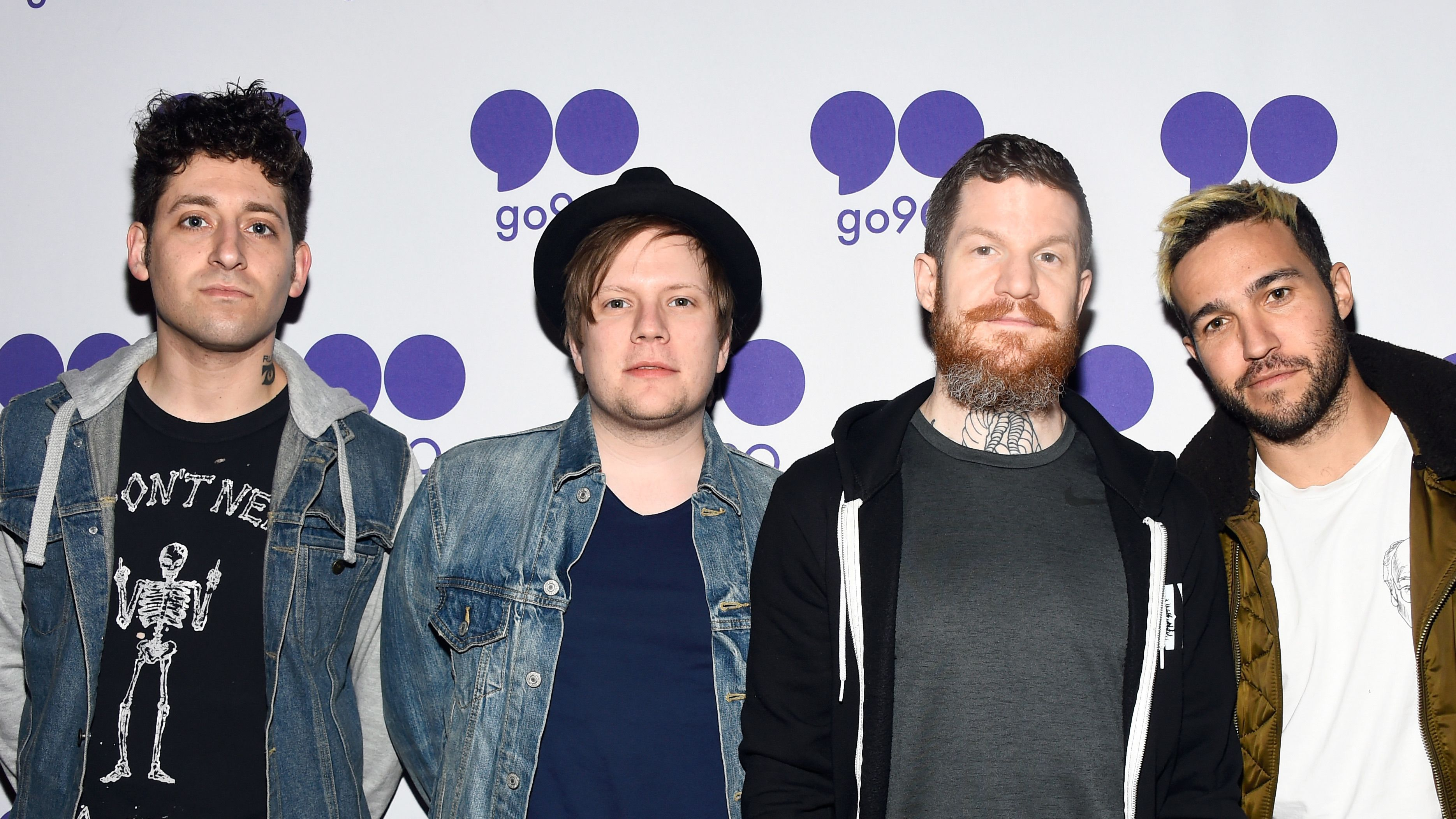 Fall out boy news music performances and show video clips mtv sciox Choice Image