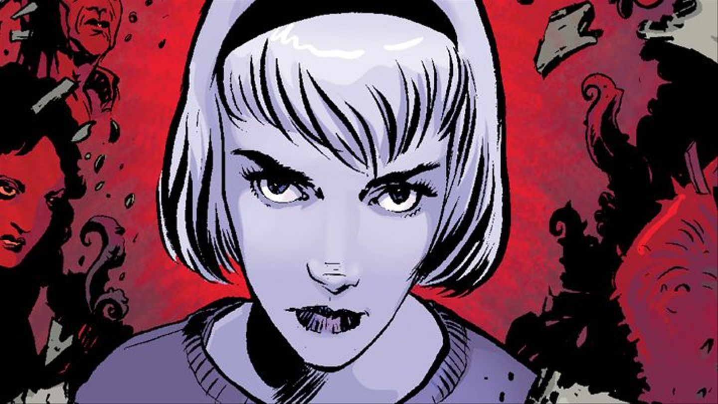 Riverdale Gets A Satanic Companion Series Starring Sabrina The Teenage Witch