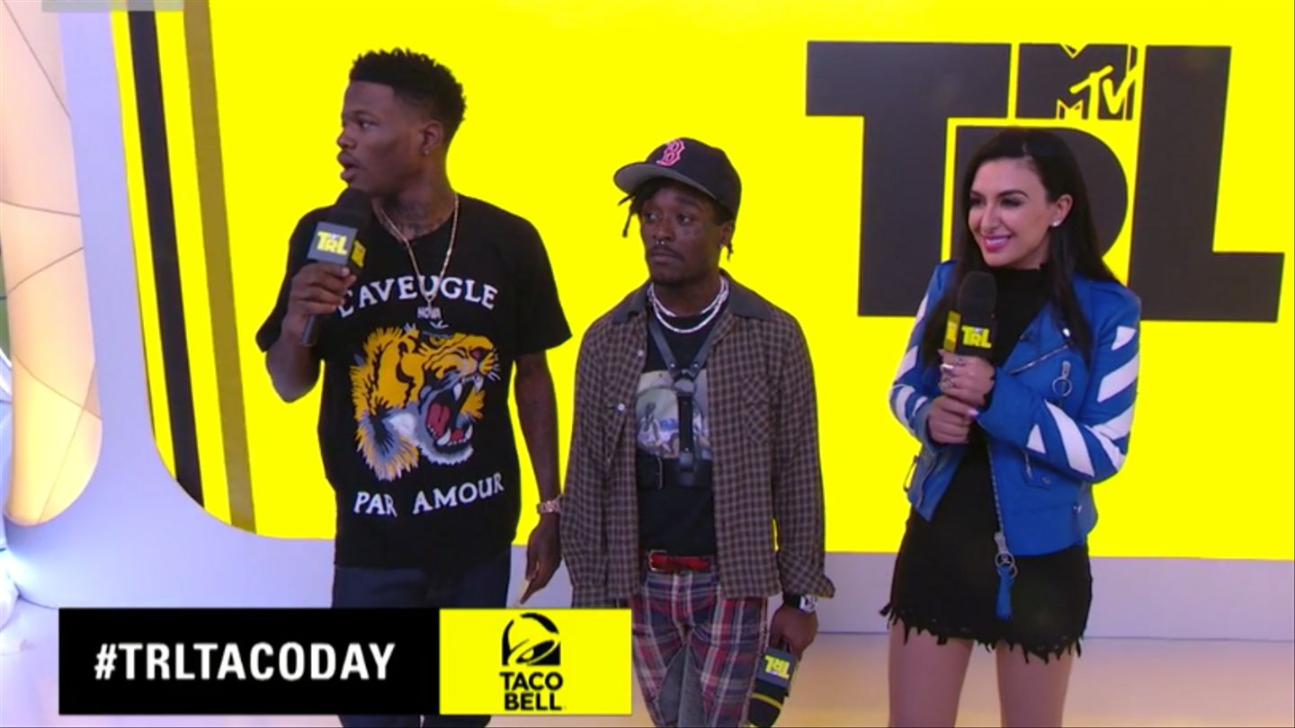 TRL Fans Were LIVING For Natio