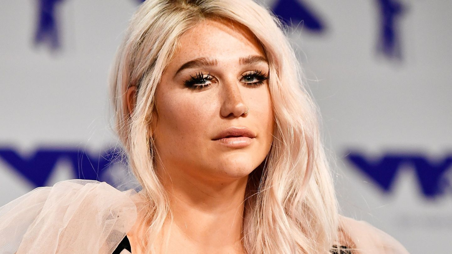 Kesha Gets Real About Her Glit