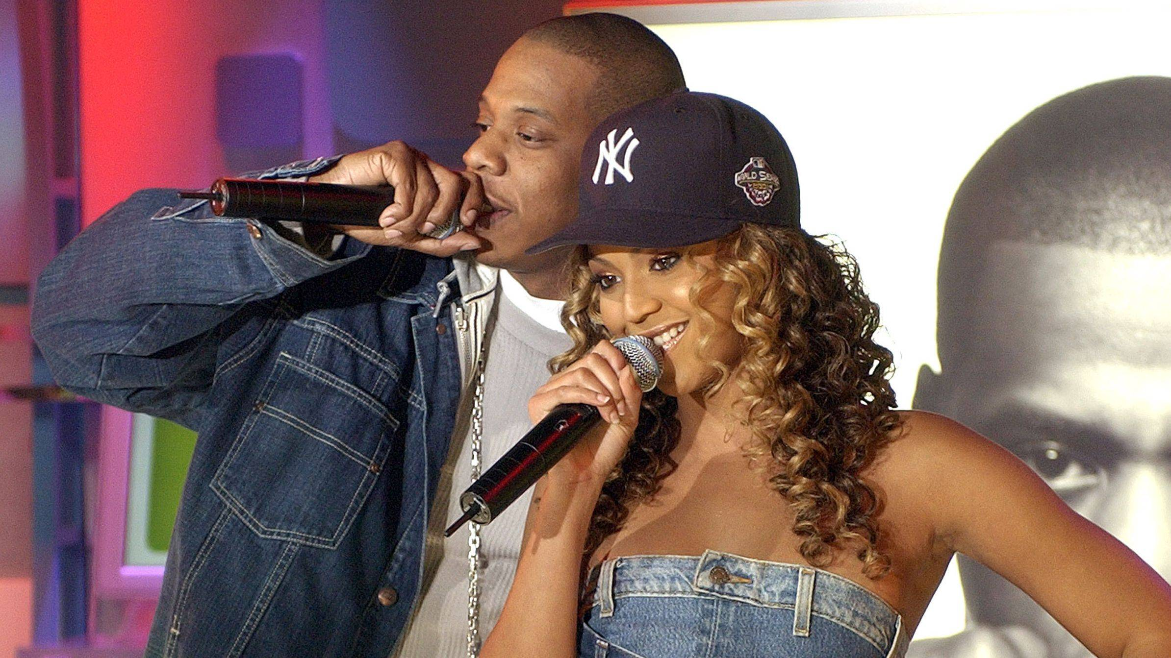 Beyonce Celebrates 15 Years Of Her And Jay Z S Bonnie Clyde Mtv