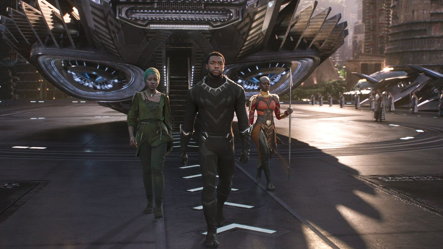 New Black Panther Trailer Shows Us What Marvel's Been Hiding