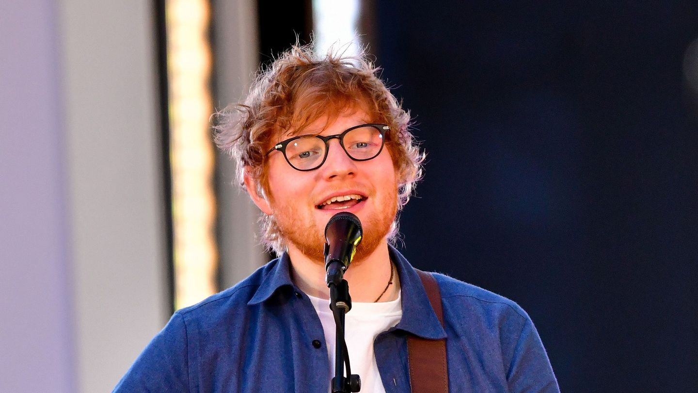 Ed Sheeran's Tour May Be In Jeopardy After A Bicycle Accident