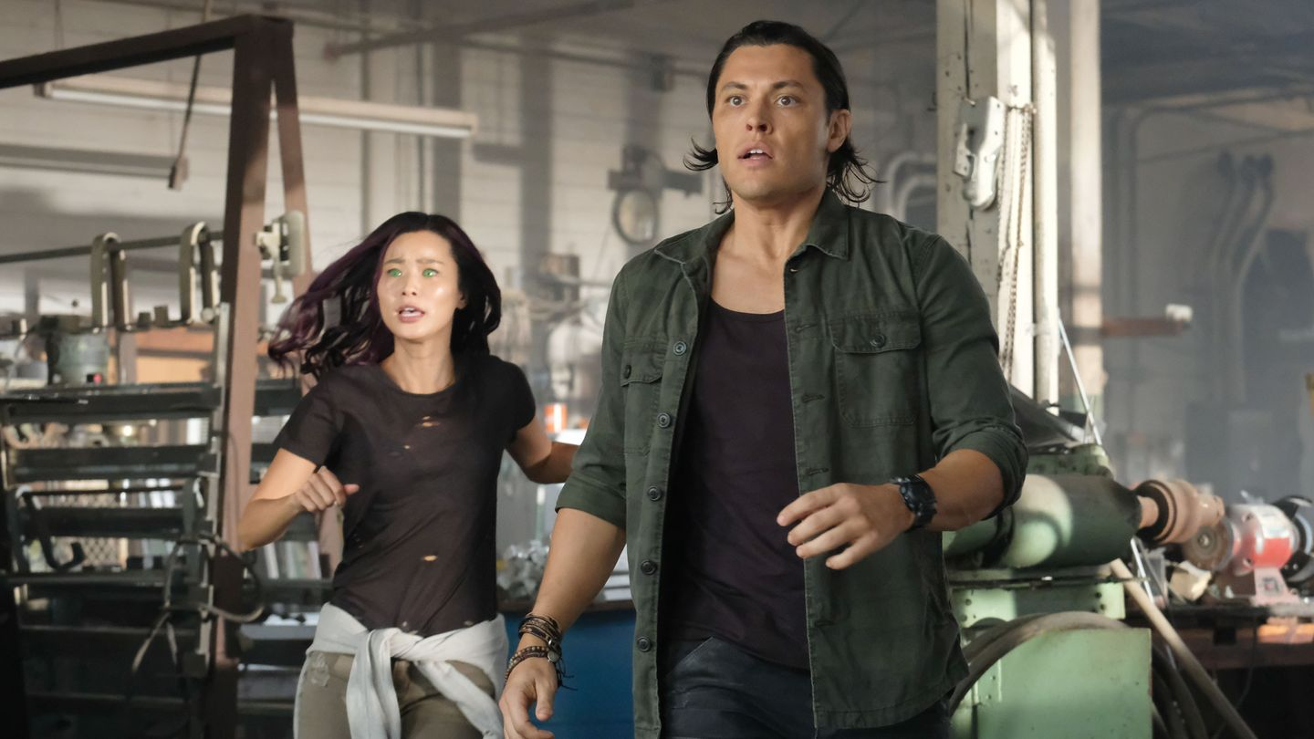 The Gifted's Blair Redford Teases A Whole Lot Of 'Tension' Ahead For Thunderbird And Blink