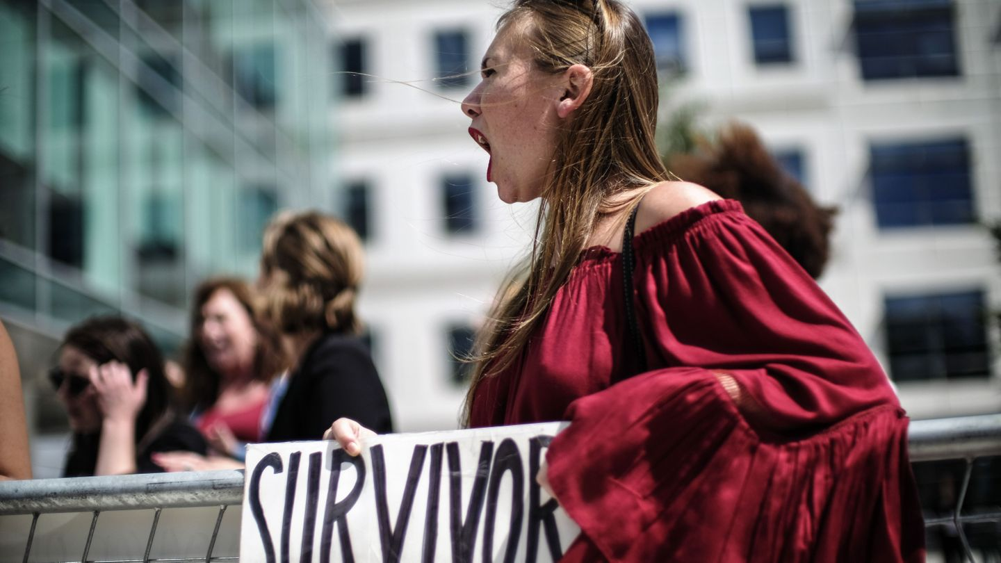 How Campus Sexual Assault Activists Are Telling The Trump Administration #MeToo