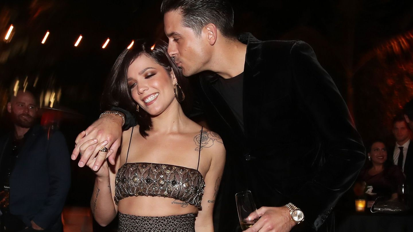 G-Eazy Says His New Halsey Collab Is A 'Bonnie And Clyde' Love Song