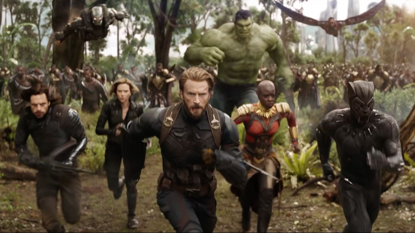 Captain America And Black Panther Team Up In Epic First Avengers: Infinity War Trailer