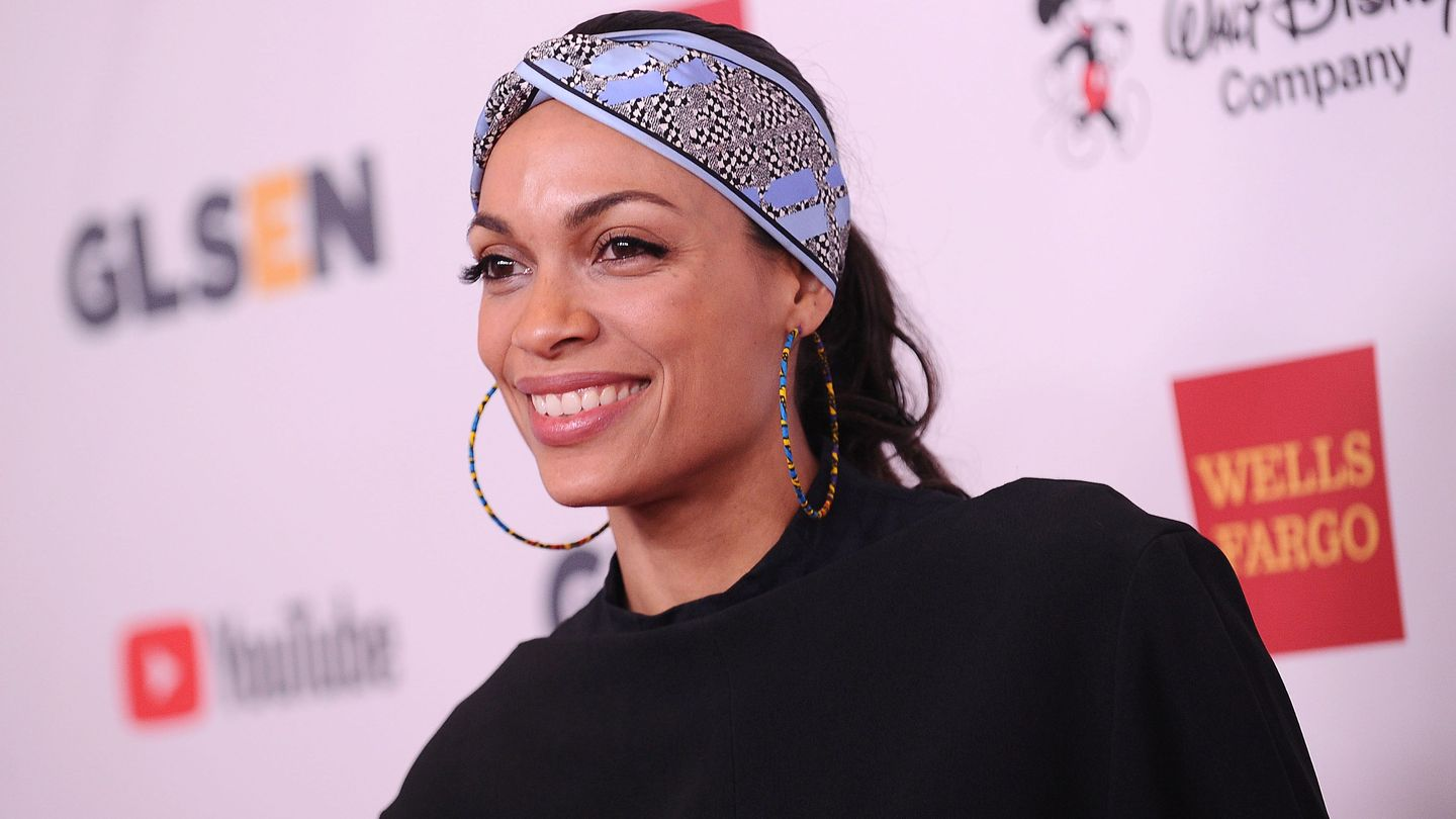 Rosario Dawson Reveals How You Can Show Solidarity While Watching The Golden Globes