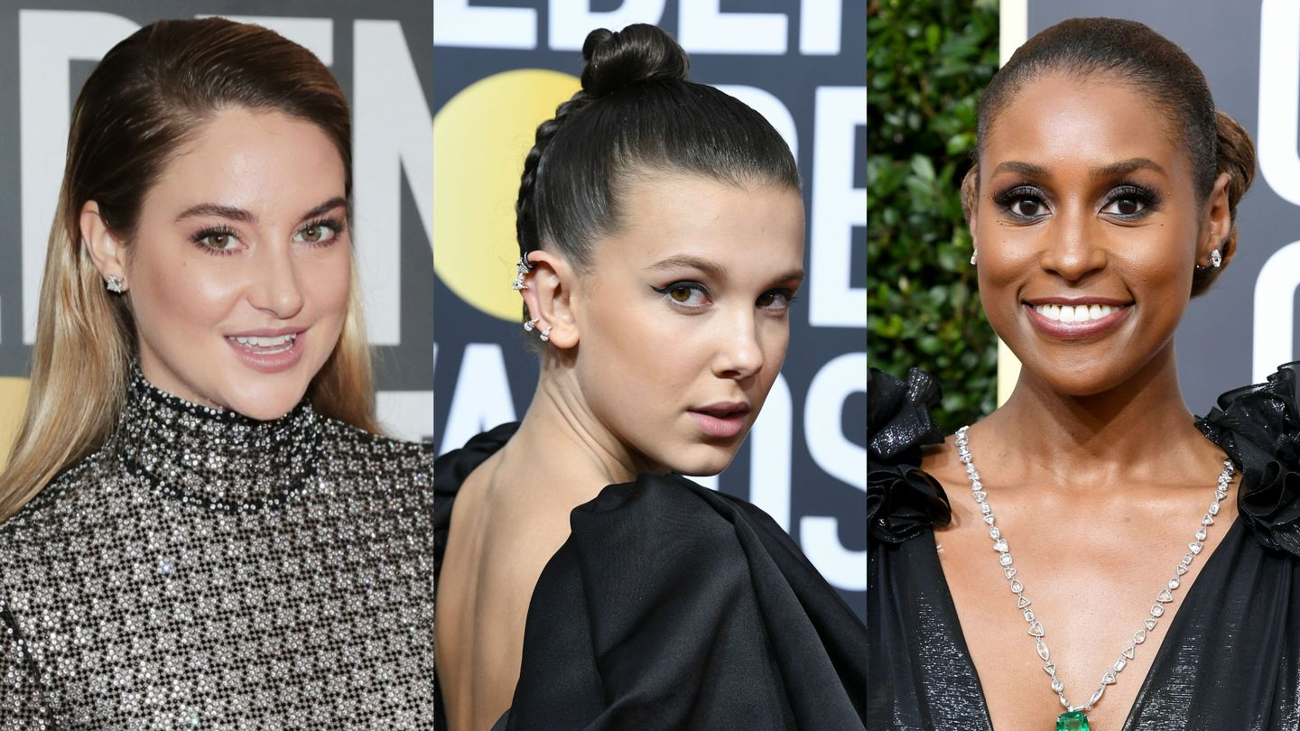 Here Are The Most Breathtaking Black Looks From The Golden Globes Red Carpet