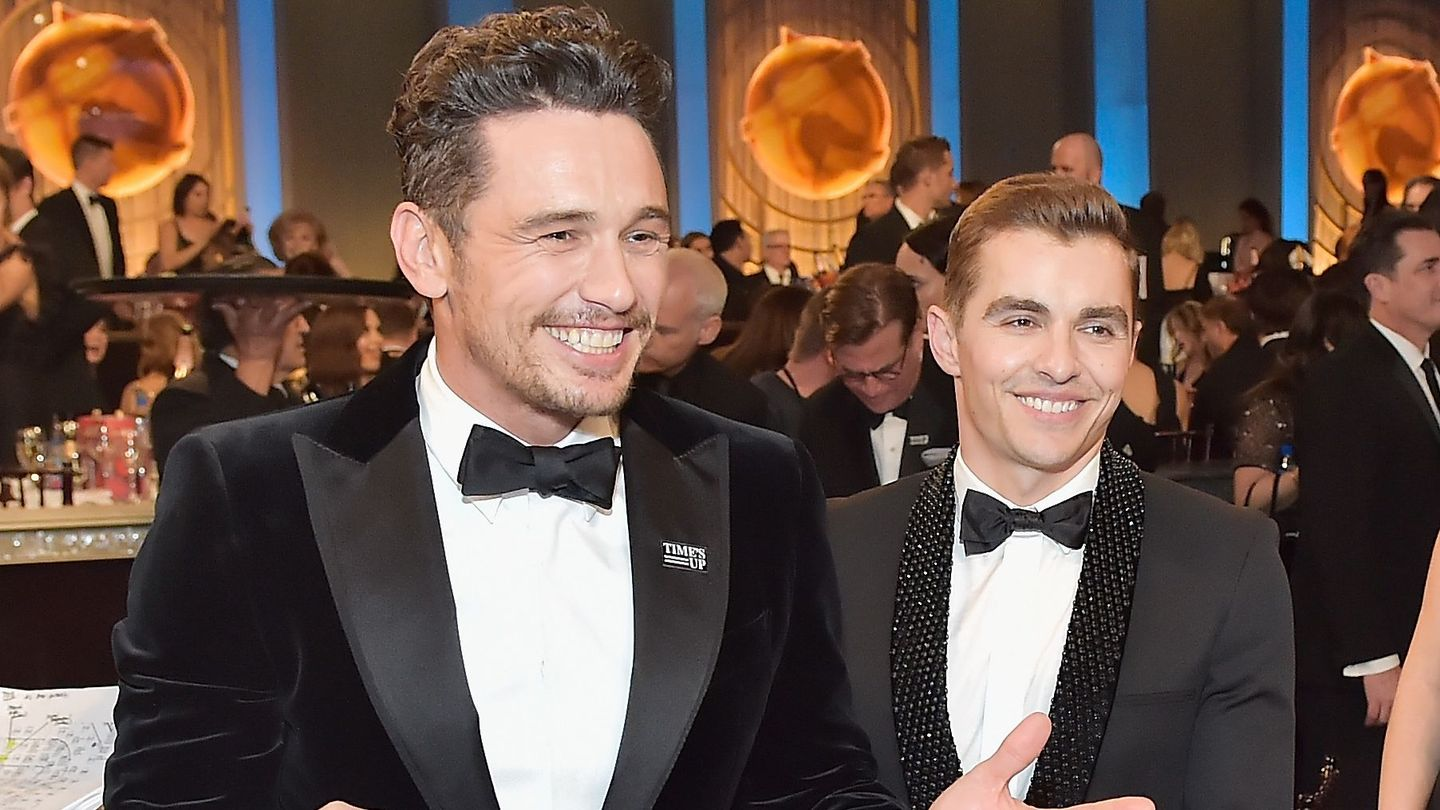 James Franco's Thank You To His Brother Dave Is The Cutest ...