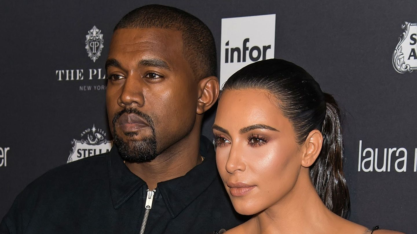 Kim And Kanye Announce The Birth Of Their New Daughter