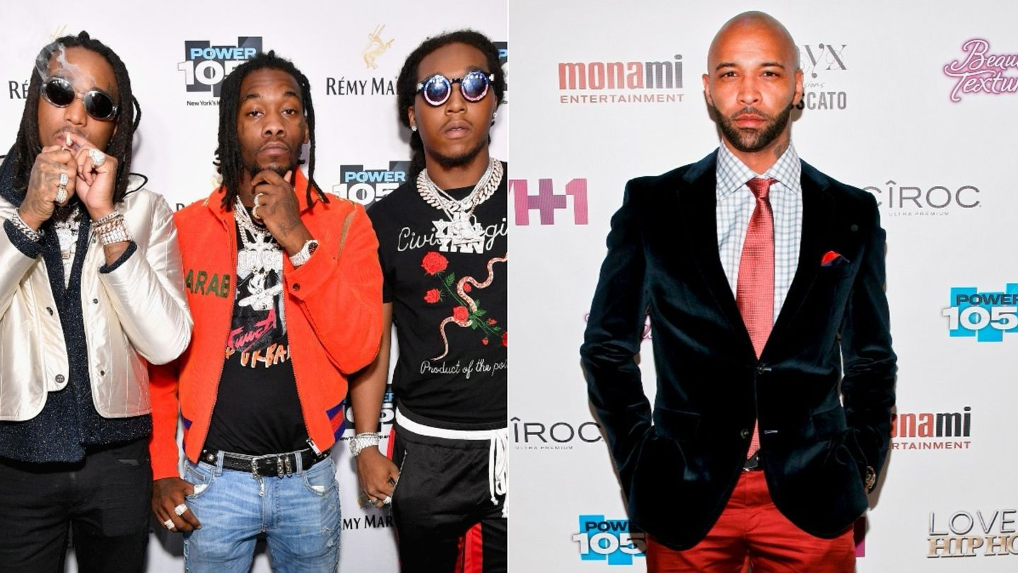 Migos On Joe Budden:  We Want