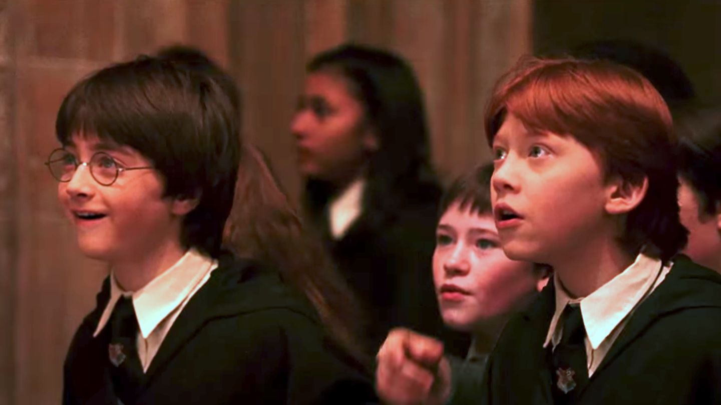 Lucius Malfoy Actor Shares 'Illicit' Never-Before-Seen Harry Potter Set Photo