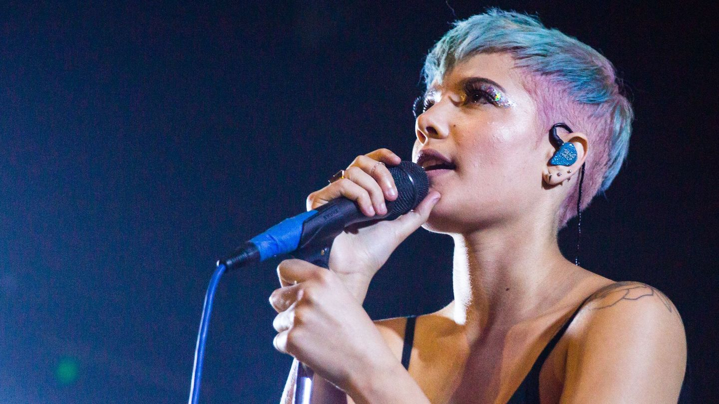 High Quality Halsey Hqhaisey: Halsey Opens Up About Living With Endometriosis