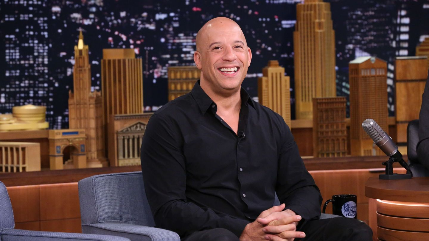 Vin diesel s twin brother paul is actually a major salt and pepper hottie mtv