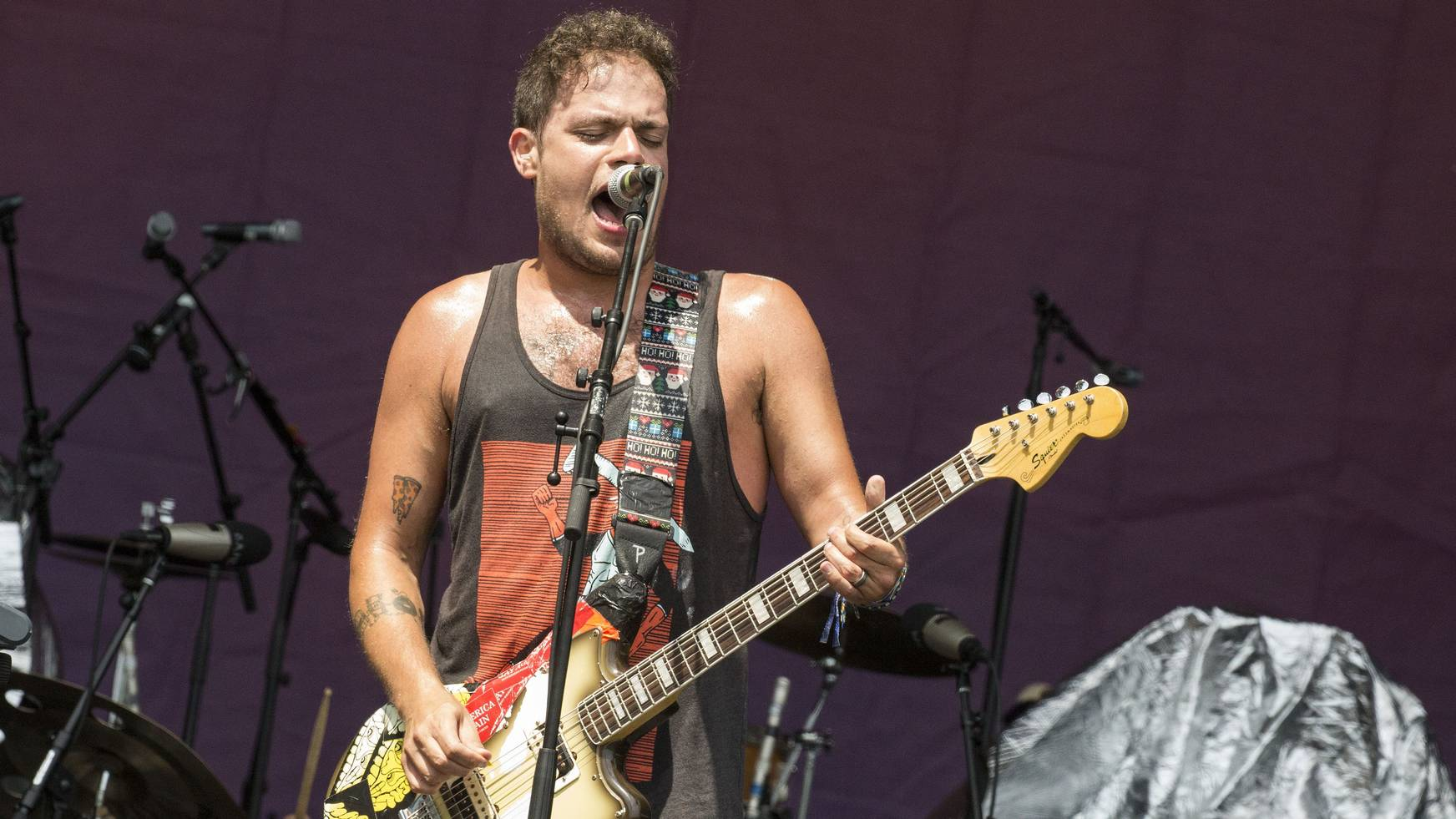 Jeff Rosenstock Will Teach You How To Worry Productively - MTV
