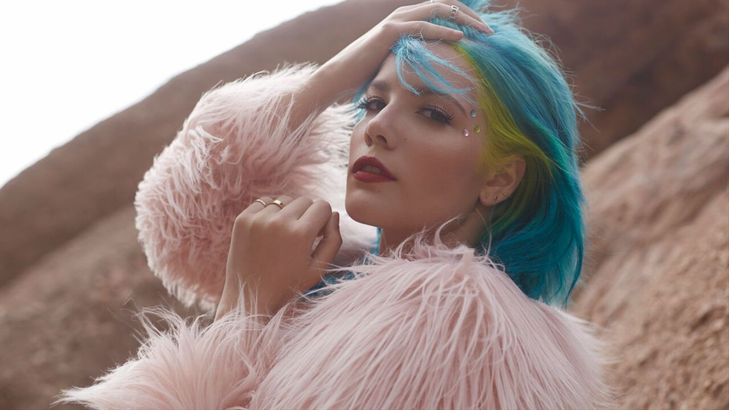 High Quality Halsey Hqhaisey: Artist To Watch: Halsey Is The Reluctantly Perfect Voice