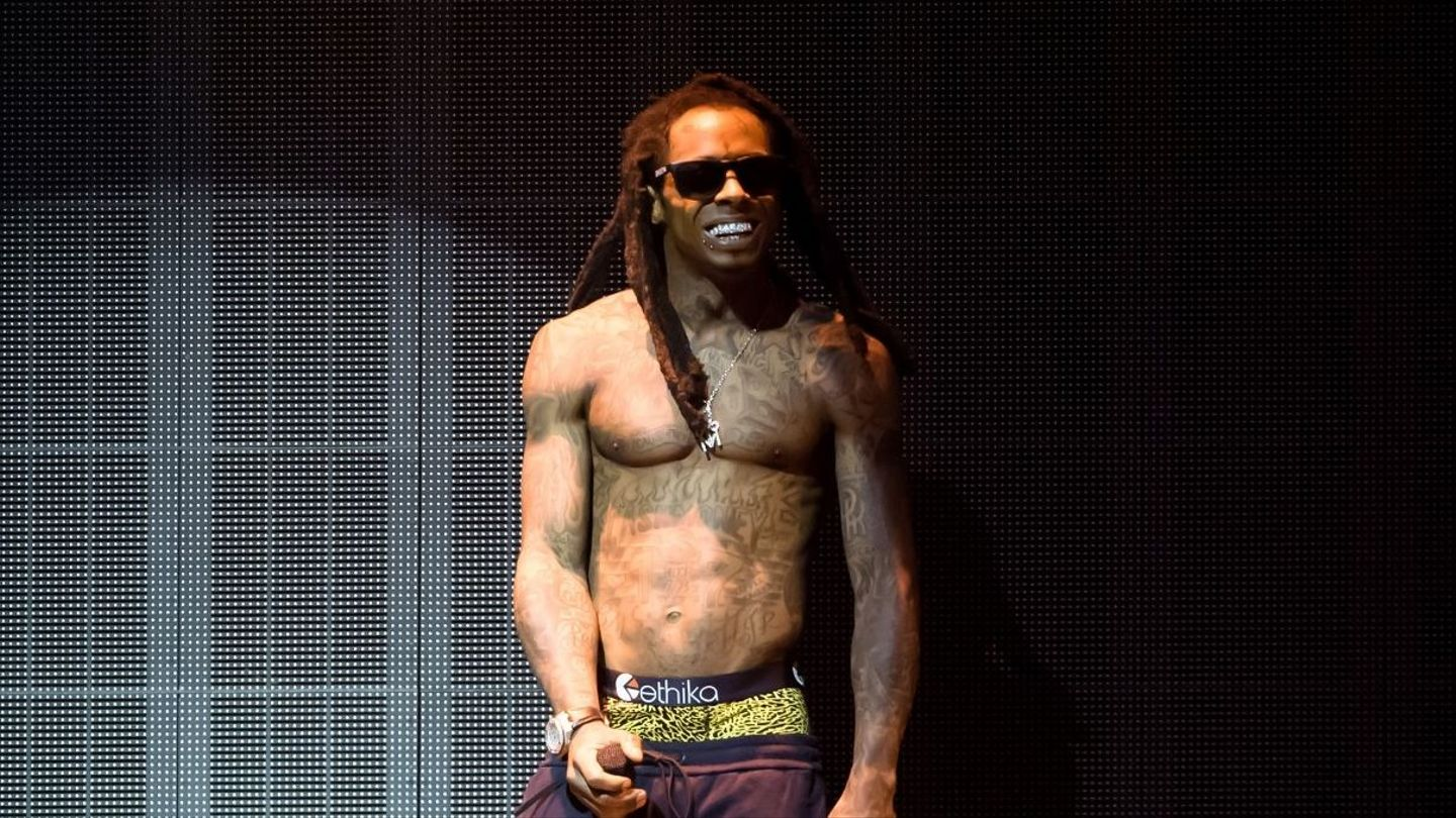 Lil Wayne Lip Tattoo: Lil Wayne Got Even More Face Tattoos -- See The Pics