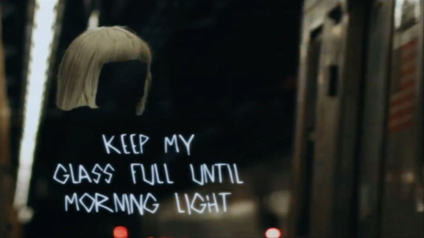 Sia\'s \'Chandelier\' Lyric Video: It\'s Hard Out Here For A Wig - MTV