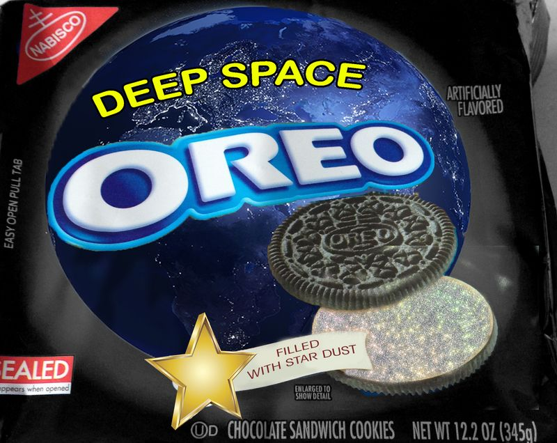 celebrate national junk food day with� beerflavored oreos