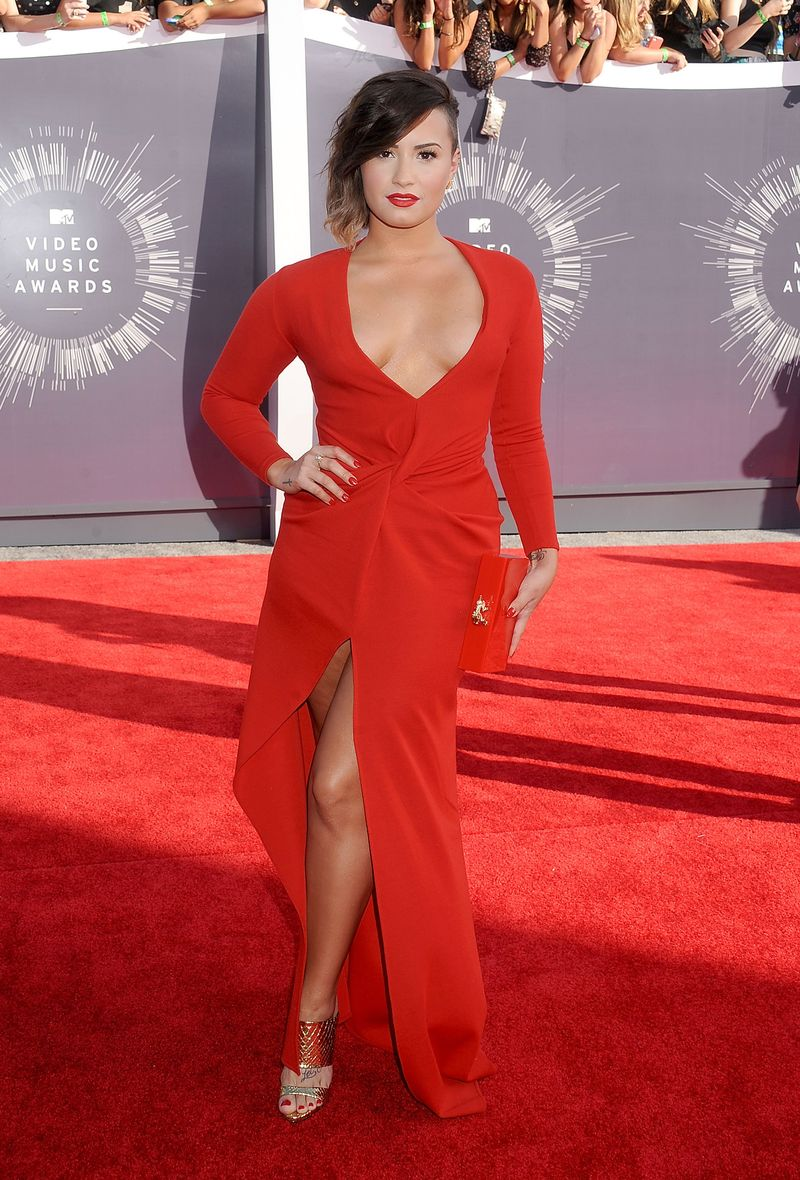 demi lovato beyonce and more are best dressed at the