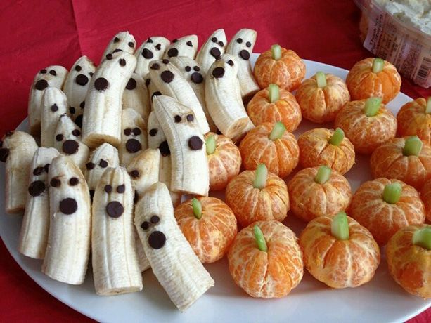 The 13 Grossest Foods You Can Make On Halloween - MTV