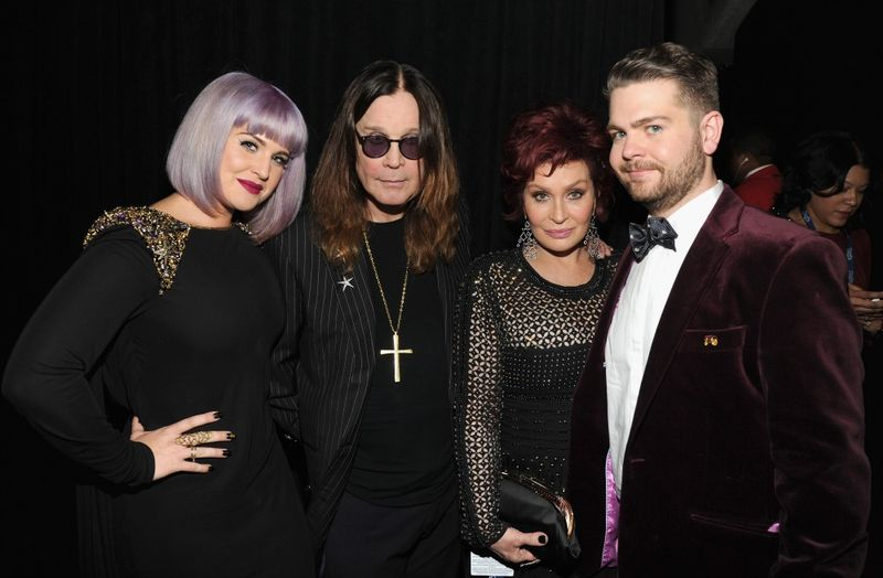 Ozzy Osbourne Will Receive The Global Icon Award At The ...Ozzy Osbourne Family 2014