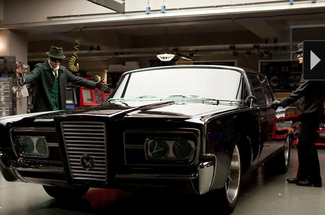 The 21 most pimped out movie cars mtv probably not the actual name of the vehicle voltagebd Gallery