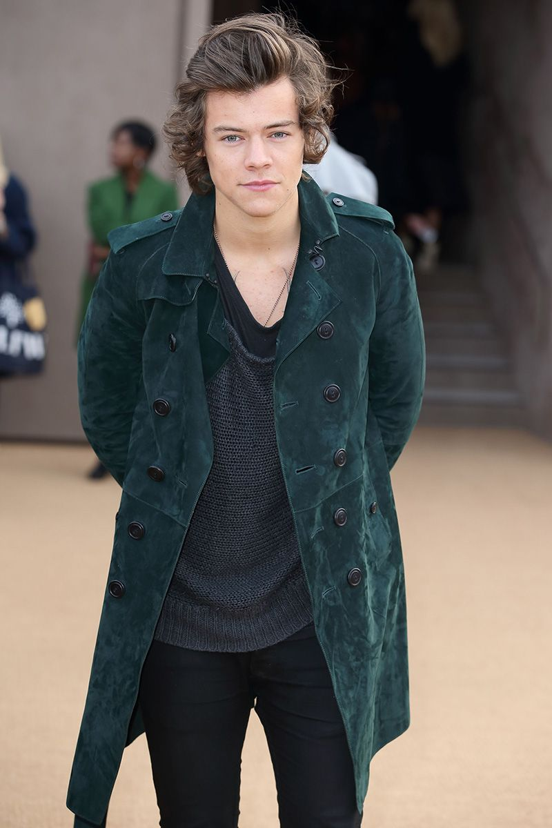 hary styles hair see how harry styles hair has transformed in one year mtv 3676