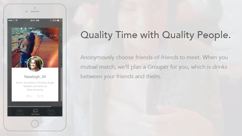 Grouper Dating App Review & Download
