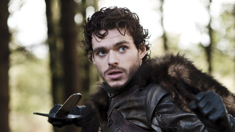Robb Stark in 'Game of Thrones'