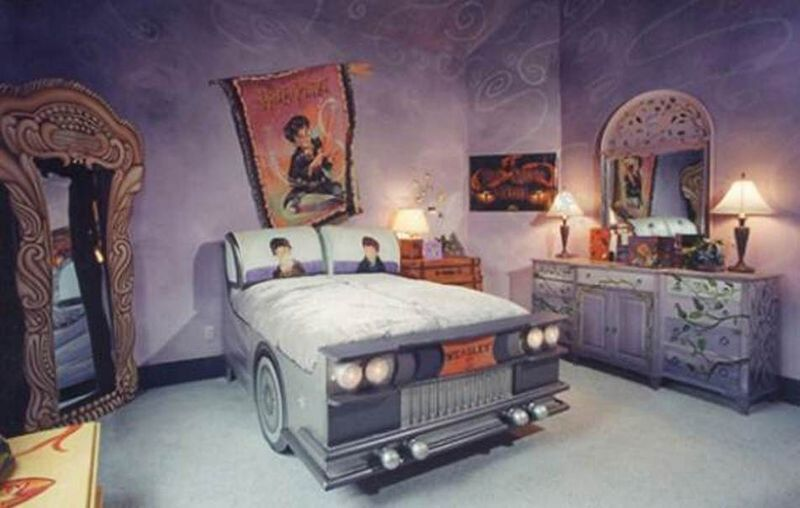 harry potter themed bedroom 11 harry potter bedrooms that ll put a spell on you mtv 15531