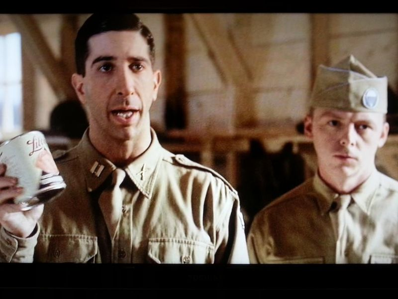'Band Of Brothers': 9 Super-Famous Stars You Never Knew ...  'Band Of Br...