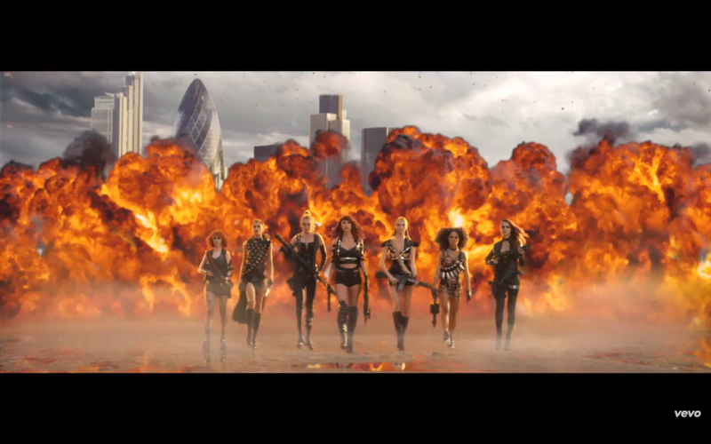 Here Are All 16 Amazing Movie References In The Bad Blood Video - Mtv-7344