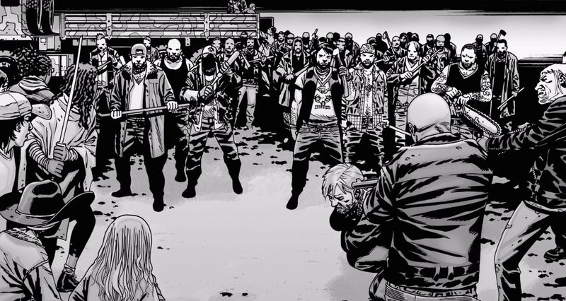 Here S How Spoiler S Death Played Out In The Walking Dead