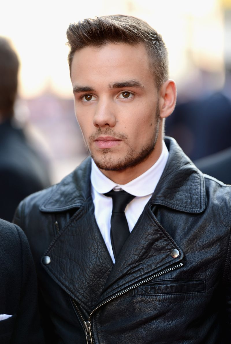 forget brunette niall horan — say hello to buzzed liam payne - mtv
