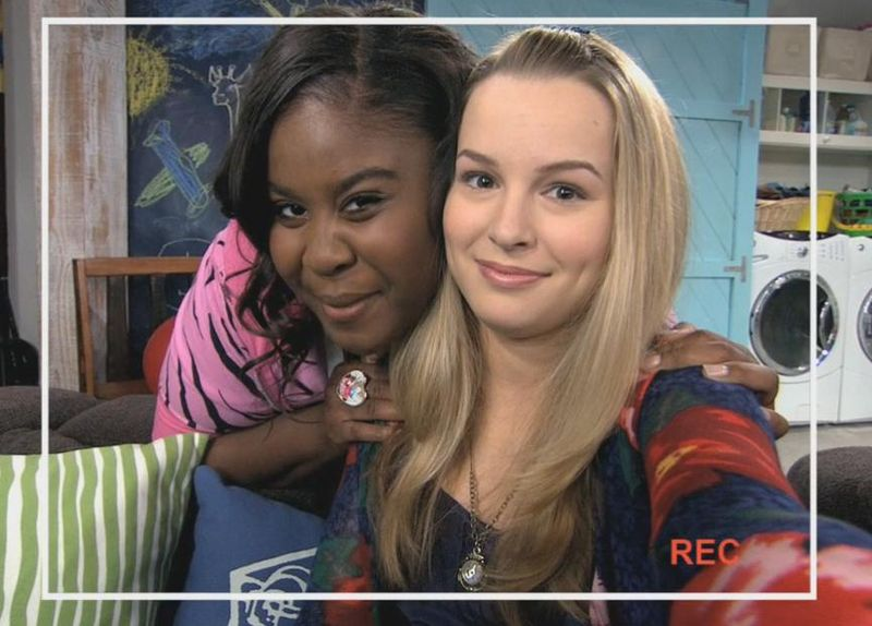 who plays ivy in good luck charlie