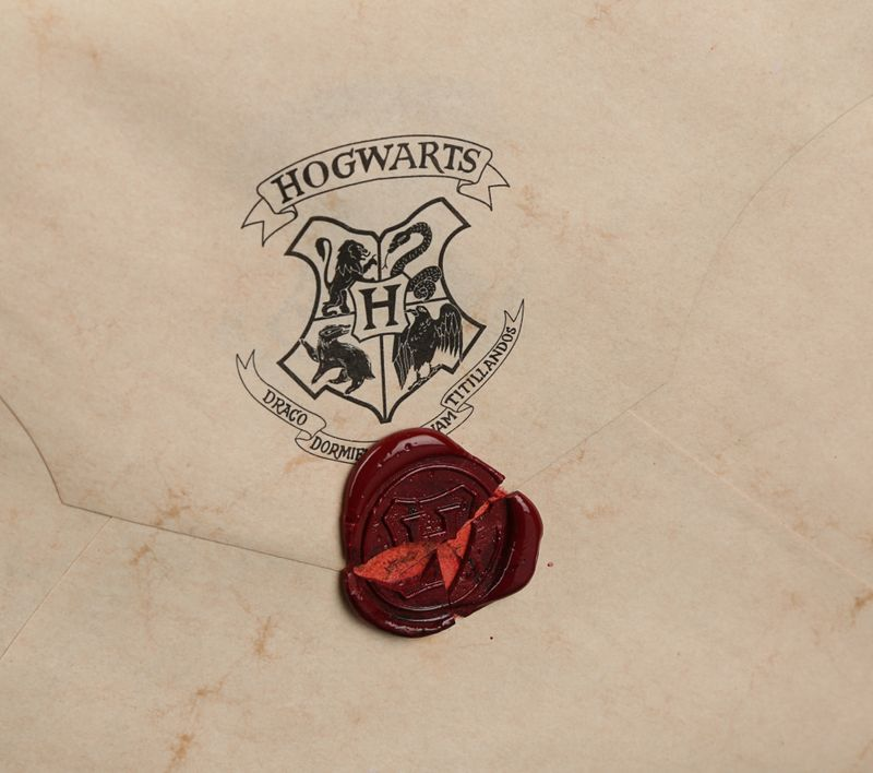 Harry Potter'S Original Hogwarts Acceptance Letter Is Going Up For